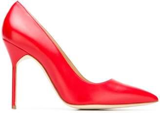 Manolo Blahnik BB pointed toe pumps