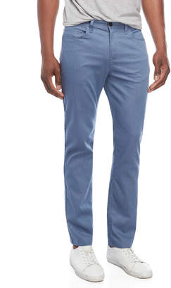Perry Ellis Stretch Slim Canvas Pants