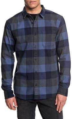 Quiksilver Stretch Flannel Shirt