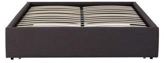 Mainstays Upholstered Storage Platform Bed, Multiple Sizes