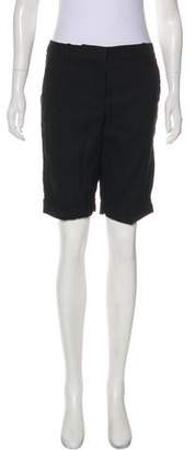 Stella McCartney Mid-Rise Knee-Length Shorts