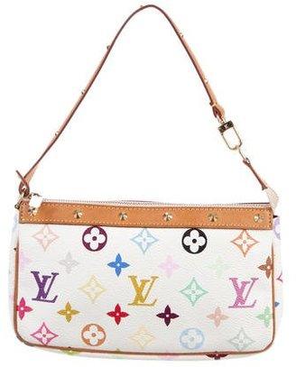 Louis Vuitton Monogram Multicolore Pochette Accessoires $375 thestylecure.com
