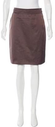 Bottega Veneta Knee-Length Pencil Skirt