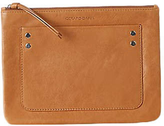 Gerard Darel Pocket Leather Pouch