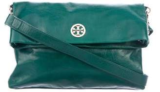 Tory Burch Fold-Over Robinson Crossbody Bag