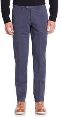 Saks Fifth Avenue COLLECTION Cotton-Blend Jeans