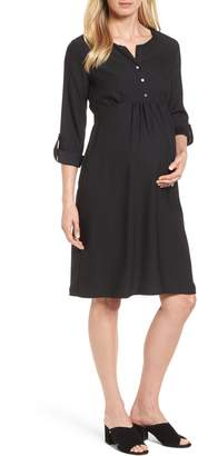 Isabella Oliver Catriona Maternity Shift Dress