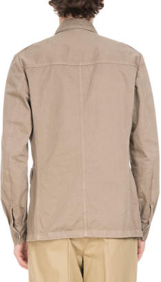 Dries Van Noten 4-Pocket Safari Jacket