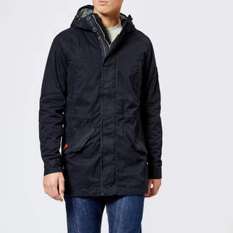 Superdry Men's New Military Rookie Parka