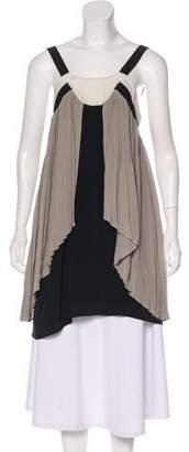 IRO Pleated Silk Blouse