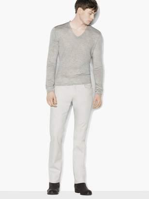Artisan V-Neck Sweater $348 thestylecure.com
