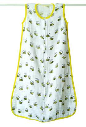 Aden Anais aden + anais Slumber Muslin Sleeping Bag Single Layer small