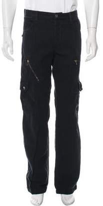 Dolce & Gabbana Woven Cargo Pants