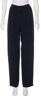 Chloé High-Rise Wide-Leg Pants w/ Tags