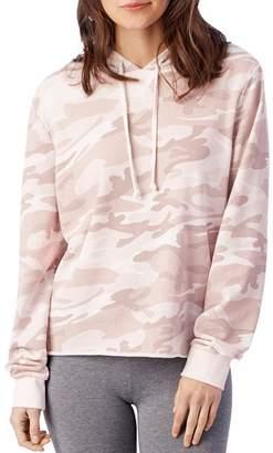 Alternative Day Off Camo Hooded Sweatshirt