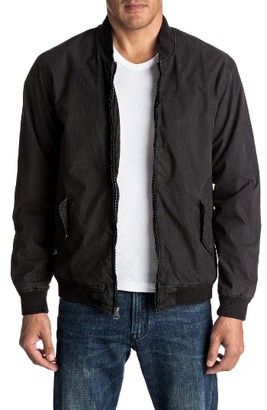 Men's Quiksilver Delta Deal Bomber Jacket $79.50 thestylecure.com