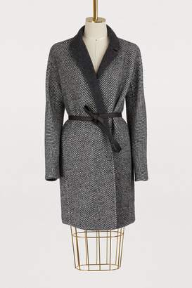 Loro Piana Alpaca wool coat