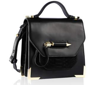 Mackage Rubie-F5b Leather Mini Crossbody Bag