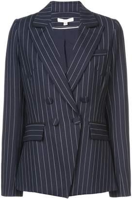 Jonathan Simkhai pinstripes structured blazer