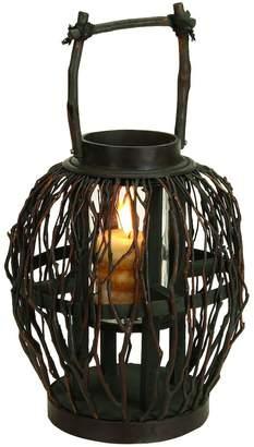 Kohl's Bamboo Candle Lantern