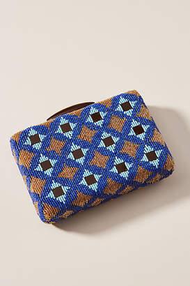Maliparmi Beaded Mosaic Clutch