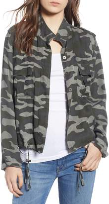 Rails Rowen Camo Military Jacket