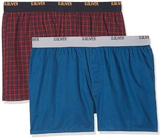 S'Oliver Men's 26.899.97.4235 Boxer Shorts,(Size: 8)