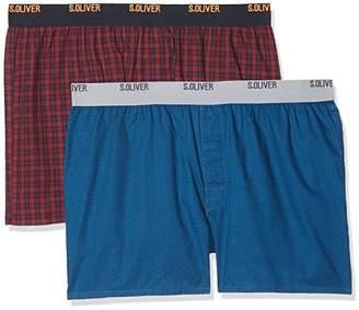 S'Oliver Men's 26.899.97.4235 Boxer Shorts,(Size: 7)