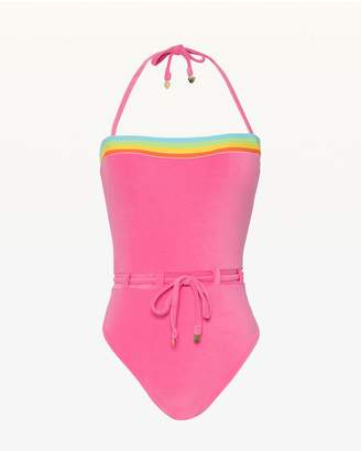 Juicy Couture French Terry One Pc Halter