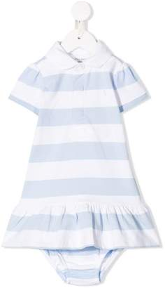 Ralph Lauren Kids striped polo body