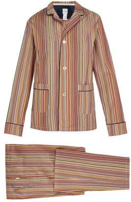 Paul Smith - Striped Pyjama Set - Mens - Multi