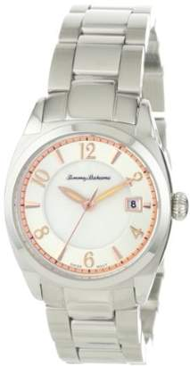 Tommy Bahama Swiss Women's TB4041 Cubanito Classic Diver Case with Mother of Pearl Dial Watch