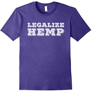 Legalize Hemp Industrialized Legal Hemp Products T Shirt