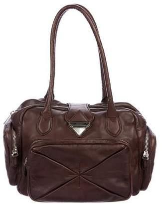 Botkier Leather Pocket Shoulder Bag