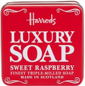 Harrods Sweet Raspberry Luxury Soap (100g)
