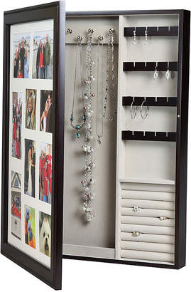 FINE JEWELRY Java Wall Photo Frame Jewelry Box