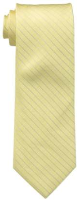 Calvin Klein Men's Etched Windowpane A Tie
