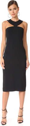 Cushnie Et Ochs Pencil Dress with Collar Neckline $1,395 thestylecure.com