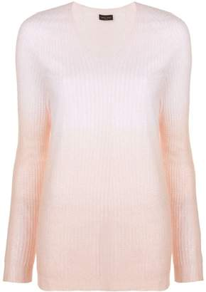 Roberto Collina gradient effect jumper