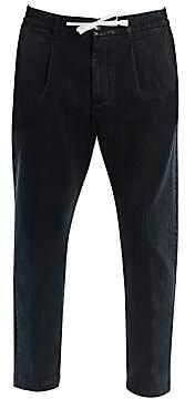 Eleventy Men's Stretch Cotton Jogger Jeans
