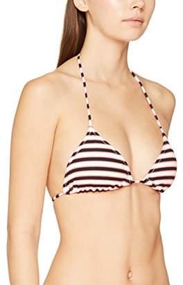 Skiny Women's Amazonas Triangel herausnehmbare Pads Bikini Top