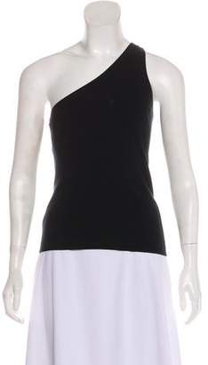 Michael Kors One-Shoulder Tank Top