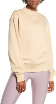 Alo Freestyle Mock Neck Sweatshirt