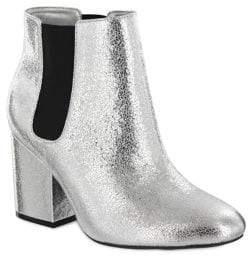 Mia Zelma Faux Leather Chelsea Boots