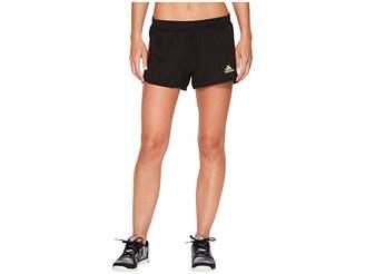 adidas D2m Knit Shorts Women's Shorts