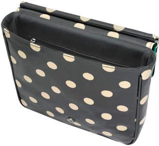 Cath Kidston Button Spot Tab Saddle Bag