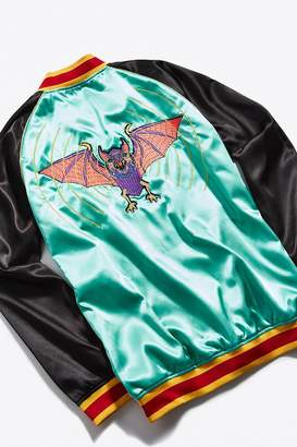 Ambsn X Modest Mouse Bat Ray Bomber Jacket