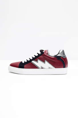 Zadig & Voltaire Zv1747 Flash Sneakers