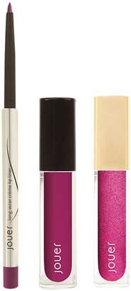 Jet Set Jouer Cosmetics Le Baie Lip Kit
