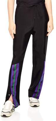 Sandro Patricia Stripe Track Pants